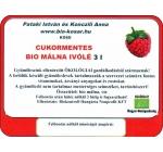 Bio Cukormentes Málna Ivólé 3l