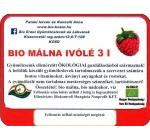 Bio Málna ivólé 3l